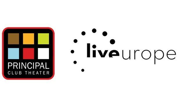 Το Principal Club Theater μέλος του Liveurope!