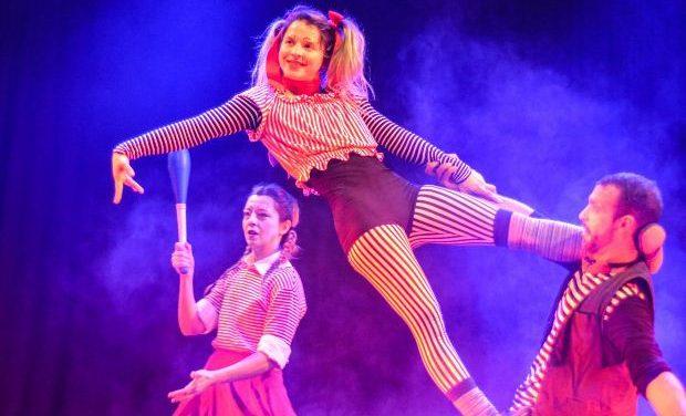 «Ζητείται ακροβάτης για τσίρκο» online stream, παράταση έως 31 Μαρτίου