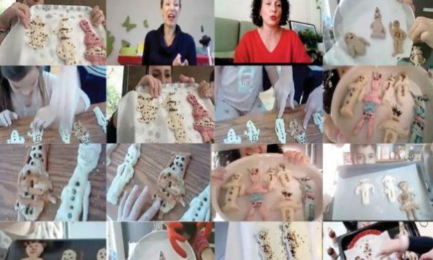 Οn line εργαστήρια Σαββατοκύριακου Απριλίου του Μουσείου Κυκλαδικής Τέχνης