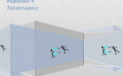 Φυσική Γ' Γυμνασίου: Θεωρία 4ου κεφαλαίου «Ταλαντώσεις»