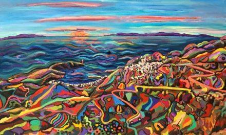 «SUMMER MOOD» | Ομαδική Έκθεση Ζωγραφικής στον Ελληνογαλλικό Σύνδεσμο
