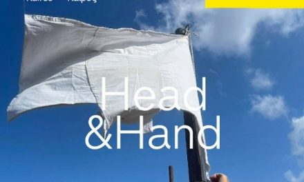 Head and Hand / Καιρός της Κυριακής Κώστα, Τήνος 17-19 Σεπτεμβρίου