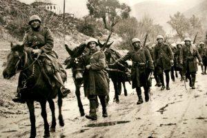 28η Οκτωβρίου – Συνοπτική παρουσίαση του Ελληνοϊταλικού Πολέμου 1940-41