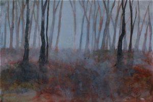 «ΤΑ ΠΕΝΤΕ ΣΤΟΙΧΕΙΑ» Ατομική έκθεση ζωγραφικής του Γιάννη Πανουτσόπουλου