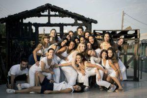 Compartments Dance Project - εβδομάδα σύγχρονου χορού, 3-9 Οκτωβρίου 2016