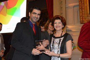 Απονεμήθηκε το Βραβείο Λογοτεχνίας της Ευρωπαϊκής Ένωσης στον Μάκη Τσίτα