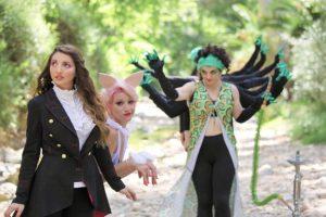 Μουσικοθεατρικοχορευτική performance ALICE από το ARMANI MUSICAL THEATRE CENTER