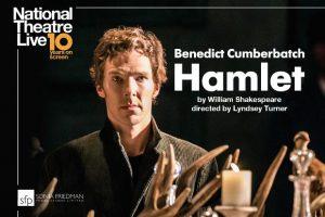 National Theatre Live - William Shakespeare: Άμλετ | 4 Οκτωβρίου στην οθόνη του Μεγάρου Μουσικής Θεσσαλονίκης