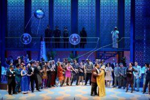 Όπερα στο Μέγαρο Μουσικής Θεσσαλονίκης - Γιόχαν Στράους ο νεότερος: Η Νυχτερίδα