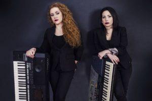 Οι Αδελφές Σπανομάρκου φιναλίστ σε Παγκόσμιο Διαγωνισμό Μουσικής, Θεάτρου και Ταινιών
