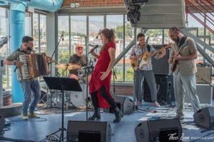 Αγγελική Τουμπανάκη «Crossovers 5tet» - Online streaming από το Half Note jazz Club