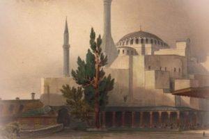 «Η Αγία Σοφία των αδελφών Fossati, μέσα από την Τρικόγλειο Βιβλιοθήκη του Α.Π.Θ.» Περιοδική Έκθεση στο Μουσείο Βυζαντινού Πολιτισμού