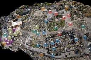 Περιηγηθείτε στα μνημεία της Ακρόπολης χρησιμοποιώντας μία απλή διαδικτυακή εφαρμογή