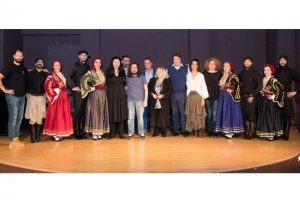 «Ο Αλαφροΐσκιωτος» των Ι. Μαστοράκη και Θ. Σάλτα στο Πανελλήνιο Συμπόσιο Ποίησης και Πεζογραφίας