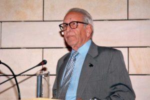 Η Εθνική Βιβλιοθήκη τιμά τον Αλέξη Δημαρά