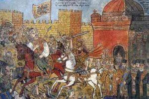 «Η Πόλις εάλω - 29 Μαΐου 1453» της Αντιγόνης Καρύτσα