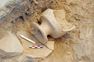Ανασκαφή της Αρχαιολογικής Εταιρείας στη Ζώμινθο στον Ψηλορείτη