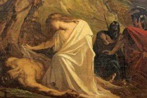 Σχόλια στη μετάφραση της Αντιγόνης του Σοφοκλή από τον Ι. Γρυπάρη (στ. 1-99)