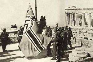 Η απελευθέρωση της Αθήνας από τους Γερμανούς, 12 Οκτωβρίου 1944