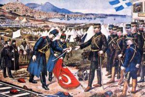 Η απελευθέρωση της Θεσσαλονίκης στις 26 Οκτωβρίου 1912 - Α' Βαλκανικός Πόλεμος