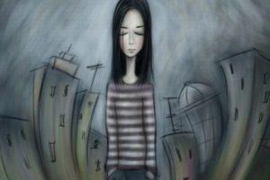 «Ο φόβος της απόρριψης» της ψυχολόγου Μαρίνας Κόντζηλα