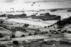 Η απόβαση στη Νορμανδία, 6 Ιουνίου 1944