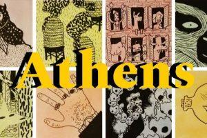 Η armarolla στην Αθήνα για ένα πάρτυ γνωριμίας με το αθηναϊκό κοινό