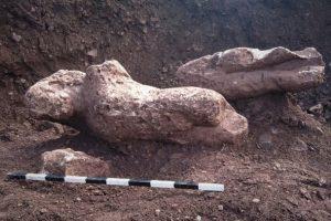 Εύρεση επιτύμβιων αρχαϊκών αγαλμάτων στη Φθιώτιδα