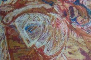 Εικαστική έκθεση της Μ. Πάτση με τίτλο «Αρχαιόμορφες παραλλαγές» στο Καφέ του Εθνικού Αρχαιολογικού Μουσείου