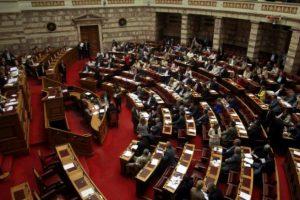 Ψήφος εμπιστοσύνης με 151 «ναι» για την κυβέρνηση