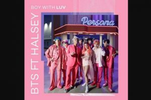 New Single // BTS - «Boy With Luv» ft. Halsey