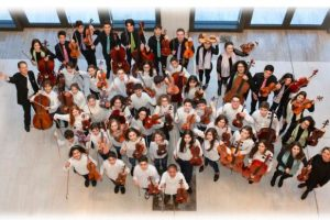 ΚΟΑ και Camerata Junior στον κήπο του Μεγάρου Μουσικής Αθηνών