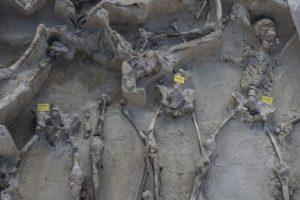 Την αναπομπή του ευρήματος των «Δεσμωτών» του Φαλήρου στο ΚΑΣ ζήτησε η Λίνα Μενδώνη