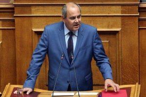 Απάντηση Διγαλάκη σε επίκαιρη ερώτηση στη Βουλή για το θέμα των μετεγγραφών