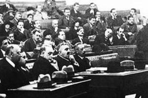«Η δίκη των εξ (15 Νοεμβρίου 1922)» της Αντιγόνης Καρύτσα