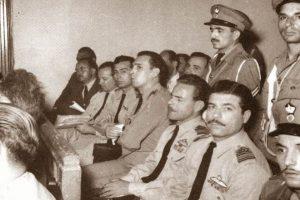 Η Δίκη των Αεροπόρων, Αύγουστος - Σεπτέμβριος 1952