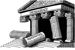 «Δημοκρατία στο απόσπασμα...» του Γιώργου Μέρκατα