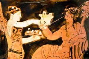 Το «Αθέατο Μουσείο» υποδέχεται το νέο έτος με την ευχή του Διόνυσου