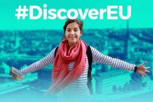 Εξερεύνησε δωρεάν την Ευρώπη: Από 29 Νοεμβρίου οι αιτήσεις στο 2ο γύρο του DiscoverEU
