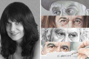 Ατομική έκθεση της σκιτσογράφου Έφης Ξένου με τίτλο «35+3 Μορφές του Λόγου» στο IANOS Café της Αθήνας