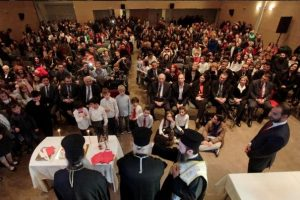Πέντε σχολεία της Αττικής τιμήθηκαν σε εκδήλωση της Ιεράς Αρχιεπισκοπής Αθηνών