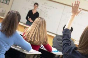 Από 1η Δεκεμβρίου έως τέλη Μαΐου το πρόγραμμα Ενισχυτικής Διδασκαλίας στο Γυμνάσιο