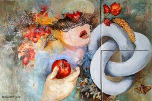 «LOVE @ First Sight» | Ομαδική έκθεση στη blank wall gallery, 14 έως 26 Φεβρουαρίου