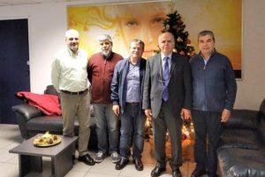 Συνάντηση του ΔΣ της Ένωσης Διευθυντών με τον Συντονιστή Αποκεντρωμένης Διοίκησης Αττικής