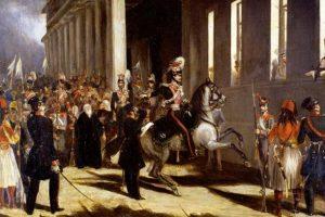 « Η επανάσταση της 3ης Σεπτεμβρίου 1843» της Αντιγόνης Καρύτσα