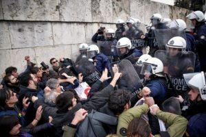 Α' ΕΛΜΕ Θεσ/νίκης: Καταγγελία της αστυνομικής βίας