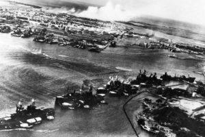 «Η ιαπωνική επίθεση στο Πέρλ Χάρμπορ - 7 Δεκεμβρίου 1941» της Αντιγόνης Καρύτσα