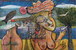 «NeverINtheRIGHTorder» ατομική έκθεση Ζωγραφικής του Κ. Σπηλιωτόπουλου (Eric Cospi)