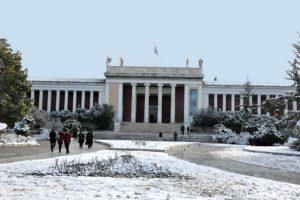 Το Εθνικό Αρχαιολογικό Μουσείο υποδέχεται τη νέα χρονιά