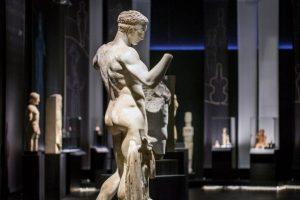 Το Εθνικό Αρχαιολογικό Μουσείο γιορτάζει τη Διεθνή Ημέρα Μουσείων 2019 - «Σμιλεύω με τις λέξεις…»